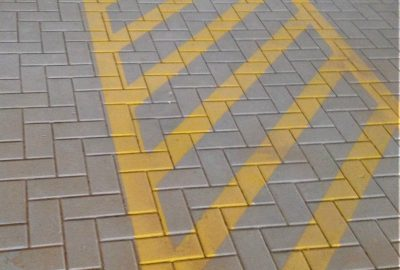 Road Line Marking